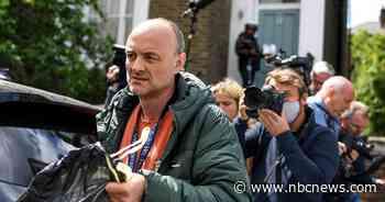 Fury as Boris Johnson defends adviser accused of defying lockdown rules