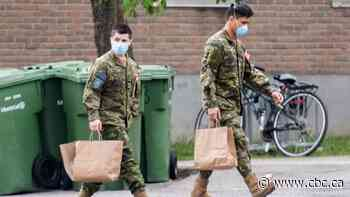 Trudeau says military members saw 'extremely troubling' things in Ontario long-term care facilities