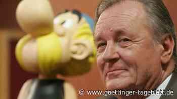 Für 390 000 Euro: Zeichnungen von Asterix-Zeichner Uderzo versteigert