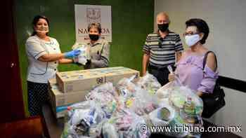 Tiangueros de Navojoa son apoyados con programa alimentario - TRIBUNA