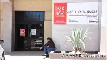 En Hospital General de Navojoa hay espacio para 19 pacientes con coronavirus - TRIBUNA
