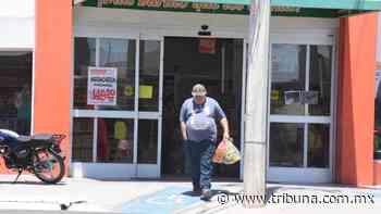 Abarratos y tiendas en colonias de Navojoa no cumplen con medidas sanitarias - TRIBUNA