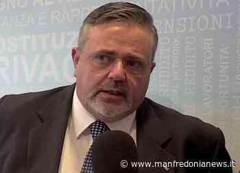 """Fase 2, Capone (UGL): """"Governo assente, dopo quattro mesi la cassa integrazione resta un miraggio per oltre 2 milioni di lavoratori"""" - Manfredonia News"""
