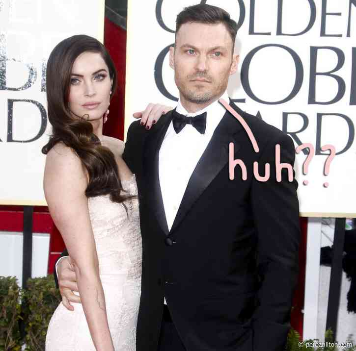 Brian Austin Green Was 'Shocked' Megan Fox Said She Wanted To Be 'Alone' Ahead Of Their Split
