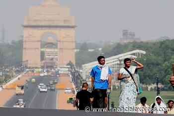Delhi records hottest day in May since 2002, Palam sizzles at 47.6 degrees Celsius