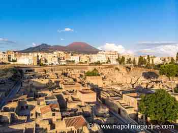 """L'INIZIATIVA - """"#EnjoyErcolano"""", il Parco Archeologico di Ercolano diventa promotore della riscoperta del patrimonio culturale della comunità - Napoli Magazine"""