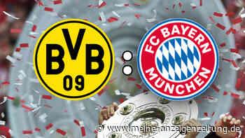 BVB gegen FC Bayern JETZT im Live-Ticker: Erster Aufreger schon nach wenigen Sekunden