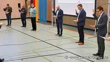 Reichertshofen: Bewährtes Trio an der Spitze - Adolf Kothmeier (JWU) erneut zum Zweiten Bürgermeister gewählt, Georg Link (FW) wieder Dritter - donaukurier.de