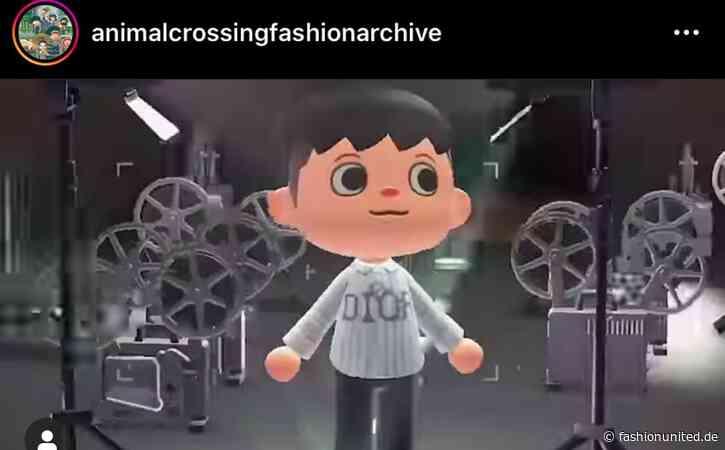 Reference Festival präsentiert die Animal Crossing Modenschau