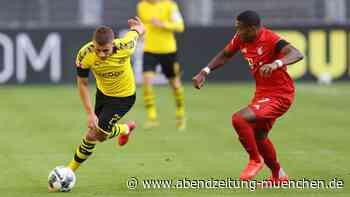 1. Halbzeit live: Liveticker: Borussia Dortmund gegen FC Bayern