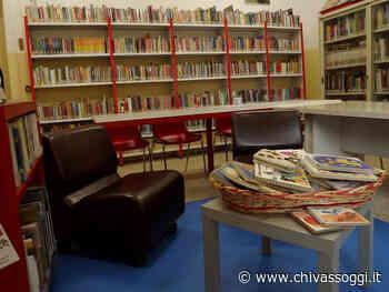 Riapre la biblioteca comunale di Volpiano, prestito librario su appuntamento - ChivassOggi.it
