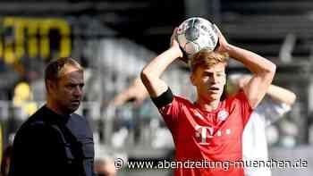 2. Hälfte live: Liveticker: Borussia Dortmund gegen FC Bayern