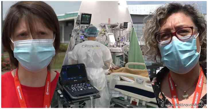 """Coronavirus, a Bergamo medici e infermieri di Emergency lasciano l'ospedale in Fiera: """"Ecco come abbiamo usato l'esperienza fatta in Africa"""""""