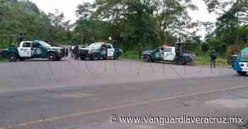 Acuartelan a policías de Paso del Macho - Vanguardia de Veracruz