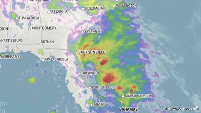 Tropical disturbance to aim for Carolinas after soaking Florida