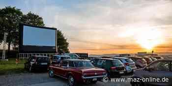Nauen - Autokino in Nauen startet mit Filmhits - Märkische Allgemeine