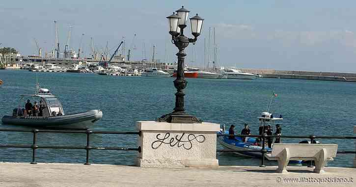 """Bari, aggredita sul lungomare troupe Rai de 'La vita in diretta': """"Butto a mare te e il tizio con la telecamera"""""""
