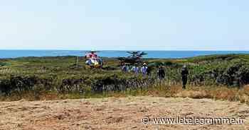 Ploemeur - Un exercice médical avec hélicoptère près de Kerroc'h - Le Télégramme