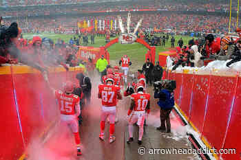 5/26: Arrowhead Addict- Chiefs news: ESPN gives 21 percent chance to win Super Bowl LV
