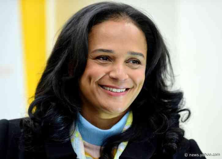 Isabel dos Santos seeks to revoke asset freeze over 'forged' passport