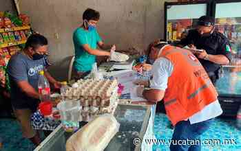 Oxkutzcab suma 3 casos positivos de coronavirus - El Diario de Yucatán