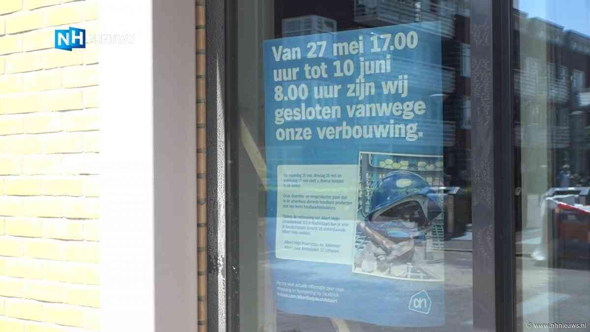 """Enige supermarkt in Kudelstaart twee weken dicht: """"Ik ben gaan hamsteren"""" - NH Nieuws"""
