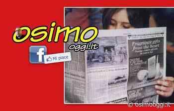 OSIMO OGGI FESTEGGIA 3 ANNI E 3 MILIONI DI POLLICI ALZATI! MEDIA LETTURA ALTISSIMA DI OLTRE 20.000 UTENTI AD ARTICOLO - Osimo Oggi