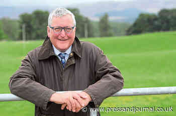 Fergus Ewing - Farmers rising to the challenge as never before - Press and Journal