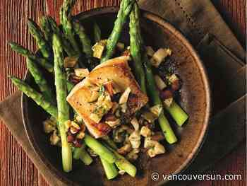 Kasey Wilson: Taking advantage of that spring bounty of asparagus and rhubarb