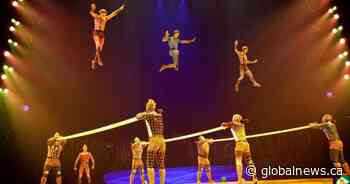 Quebec to help struggling Cirque du Soleil amid coronavirus pandemic