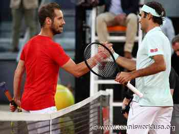 Richard Gasquet: Roger Federer would not have been ready for Wimbledon - Tennis World USA