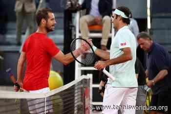 ThrowbackTimes Madrid: Roger Federer tops Richard Gasquet for first win.. - Tennis World USA