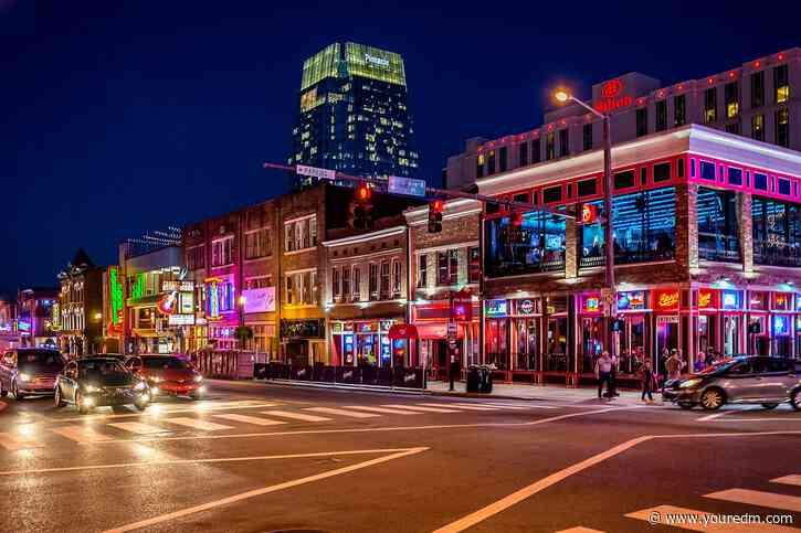 Nashville Reopens Live Music Venues at 75% Capacity