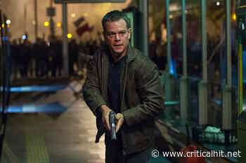 Matt Damon might be ready to be Bourne again...in a new film - Critical Hit