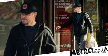 Matt Damon settles into Dalkey life as he hits up SuperValu after raving about Ireland - Metro.co.uk