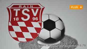 TSV Rain erhält Finanzspritze vom FC Bayern München - Augsburger Allgemeine