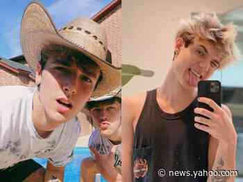 2 prominent members of an LA TikTok house were arrested on drug charges during a cross-country quarantine trip
