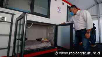 Limache inauguró albergues móviles para personas en situación de calle - Radio Agricultura