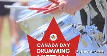 Canada Day Drumming Virtual Celebration