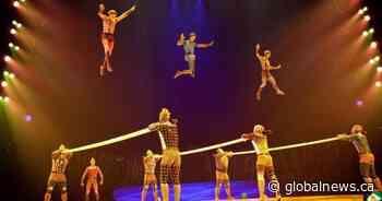 Quebec comes to Cirque du Soleil's rescue amid coronavirus pandemic