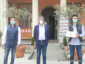 La Seti Group di Calcinaia dona al Comune in termoscanner a infrarossi - gonews.it - gonews