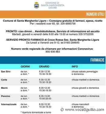 Santa Margherita Ligure, ecco le attività aperte ei loro contatti | Foto - La Voce del Tigullio