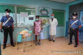 Casteggio: i carabinieri aiutano una coppia in difficoltà a far nascere il bambino - Vigevano24.it