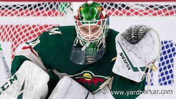 Wild prospect Kaapo Kahkonen wins AHL Goalie of the Year