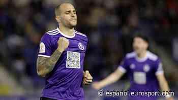 Sandro se centra en el presente con el Valladolid y en lograr la salvación - Eurosport
