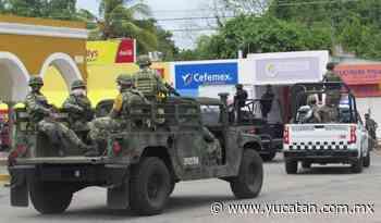 Marcaje a los incumplidos en Valladolid - El Diario de Yucatán