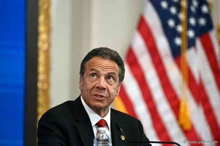New York governor floats infrastructure projects to reboot economy