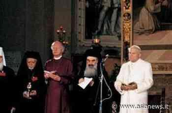 VATICANO Papa: irreversibile l'impegno ecumenico della Chiesa cattolica - AsiaNews
