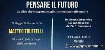 """""""Pensare il futuro"""". Tre incontri online promossi dall'Azione Cattolica - News Rimini"""