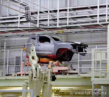 Toyota 'calienta' motores en Guanajuato y BC - Revista Transportes y Turismo